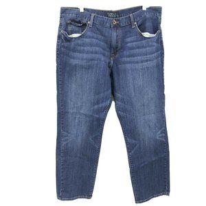 Lucky Brand Men's Jeans Size 40x30 Dark Wash 221
